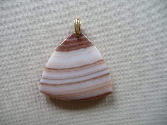Red Malachite Stone : Red malachite natural stone pendant
