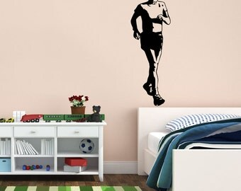 Items Similar To Running Is My Passion Wall Decal On Etsy