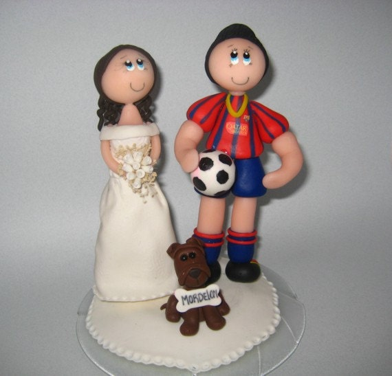 sports wedding cake toppers sports wedding cake topper wedding cake topper custom 7624