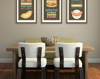 Popular items for kitchen quotes on Etsy