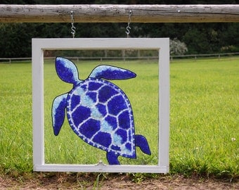Blue Honu - MADE TO ORDER