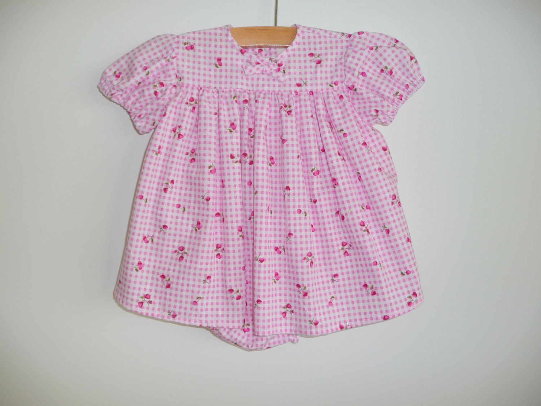 Baby s vintage style dress newborn baby clothes newborn