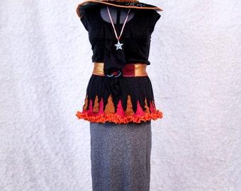 Women's Classy Witch Costume