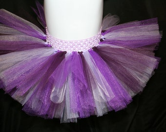 Purple, Plum and Lilac Tutu, Tutu Skirts, Children's Tutu Skirts, Tutu, Plum Tutu, Purple Tutu Skirt, Newborn to Children Tutu