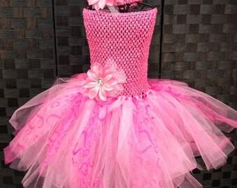 Hot Pink Tutu Set