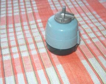 Mini vacuum cleaner sewing kit midcentury figural sewing for 1 stage vs 2 stage vacuum motor
