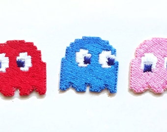Pacman and Ghost Patches