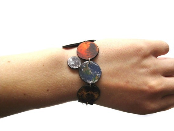 solar system bracelet materials - photo #34