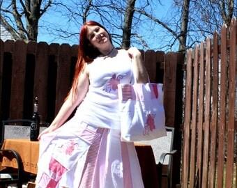 Custom Thorny Rose Fairy skirt