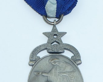 Masonic Jewel - RMH Grand Vice Patron Jewel 1960