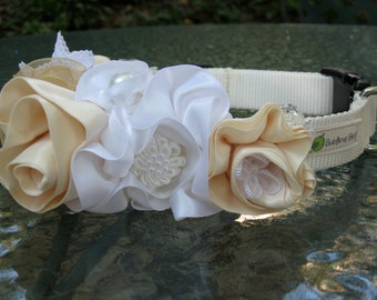 Wedding Dog Collars