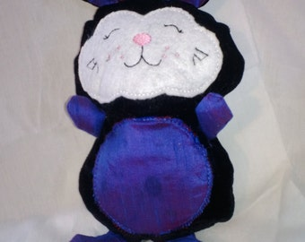 Smiling Bunny Stuffie