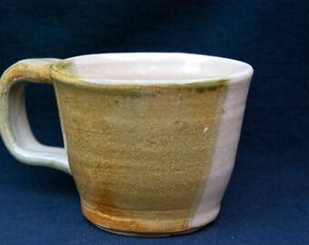 Artisan, Handmade Pottery Mug