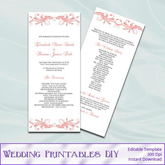 Printing Wedding Invitations At Staples: Printing Wedding Programs At Staples : Free Programs