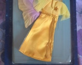 Vintage Tonka STAR FAIRIES Hornby Flower Fairies costume Cicely Mary Barker 1980s Fairy dolls accessories rare MOC mint Golden Glow wings