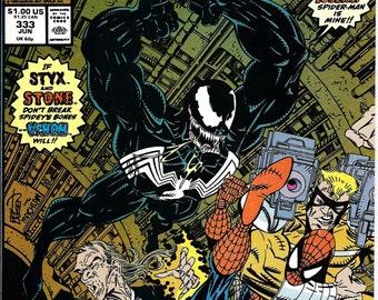 Amazing Spider-Man #333 (1990) Condition VF/NM