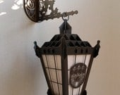 Prague Decor, Centerpiece, Decor Lamp, Prague Street Lamp, Greeting Decor, Birthday Decor, Decoration for table, Decoration for wall.
