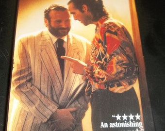 ROBIN WILLIAMS The Fisher King vhs video comedy  with Jeff Bridges Monty Python Terry Gilliam