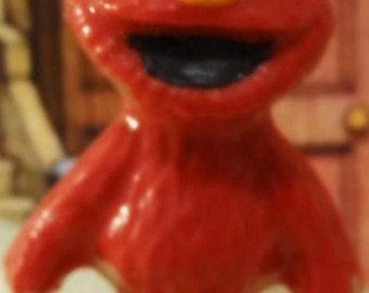 Sesame Street Chocolate Lollipop