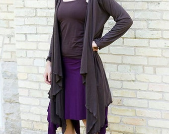 Thyme ~ Robe ~ Bamboo & Organic Cotton ~ Made to Order