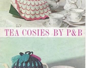 520 Two Tea Cosies