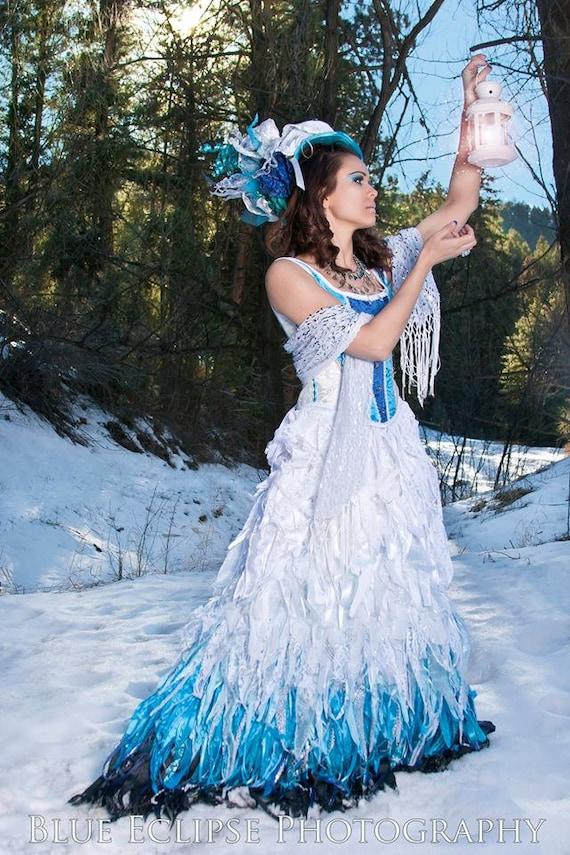 Ice Queen Wedding Dresses