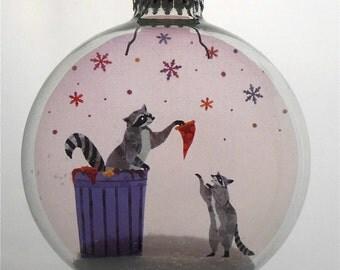Spirit of Giving Christmas Holiday Ornament