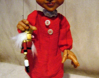 Clara Marionette from the Nutcracker