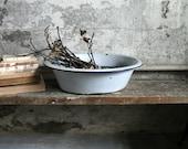 Vintage White Enamal Tub