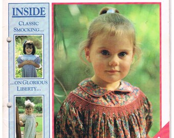 Issue 14 Australian Smocking & Embroidery