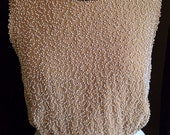 Vintage 1960s Beaded Two ...