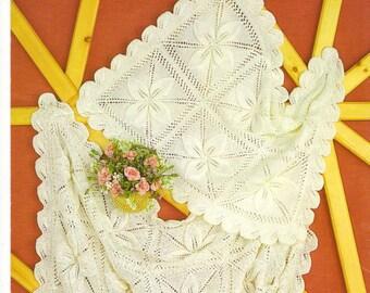 how to start a blanket knitting