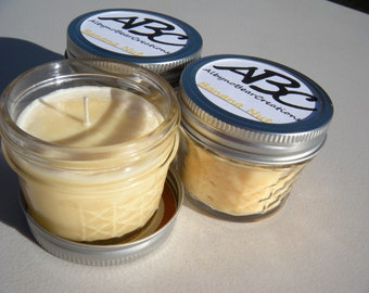Scented Soy Candle - Banana Nut