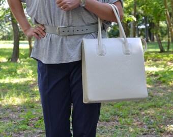 LEATHER TOTE BAG, Leather Handbag, Leather Bag, Large Leather Bag, Large Leather Tote Bag, Custom Leather Bag