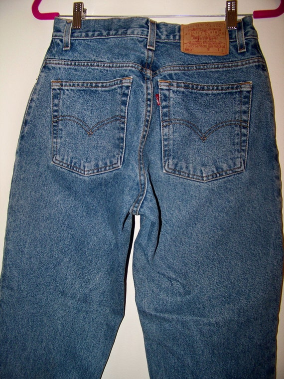 Womens Size 28 Jeans Conversion