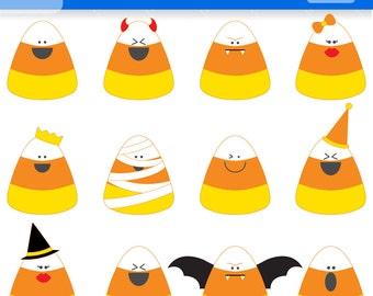 Halloween Candy Corn Digtial Clipart. Halloween Clipart. Candy Corn Clip Art. Halloween Vectors. Candy Corn Vectors. Halloween Digitals.