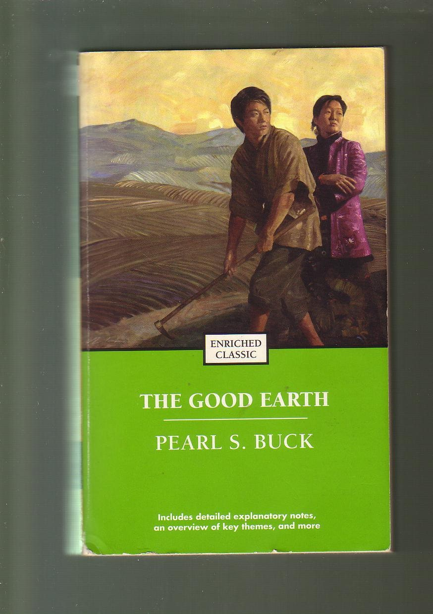 an analysis of the good earth a novel by pearl s buck Her novel the good earth was the best-selling fiction book in the united states in  pearl buck's papers and literary manuscripts are  pearl s buck,.