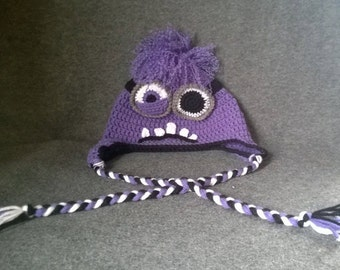 Evil Minion Hat - Made to Order