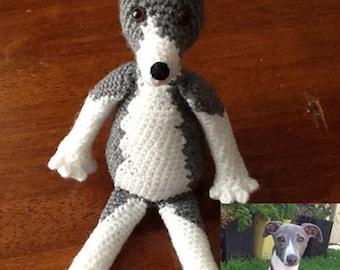 Free Crochet Pattern Greyhound Sweater : ITALIAN GREYHOUND CROCHET SWEATER PATTERN CROCHET