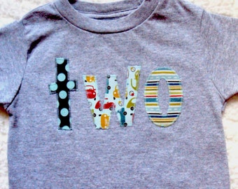 Two Year Old Birthday Shirt- One Year Old Birthday Shirt- Three Year Old Birthday shirt - Boys Birthday Shirt - Cars birthday Shirt