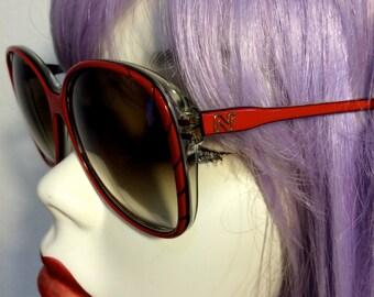 FREE  SHIPPING  1980's Designer Nina Ricci Sunglasses