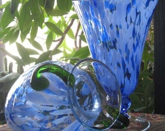 The Amphora and The Vase: Beautifully True Blue Love