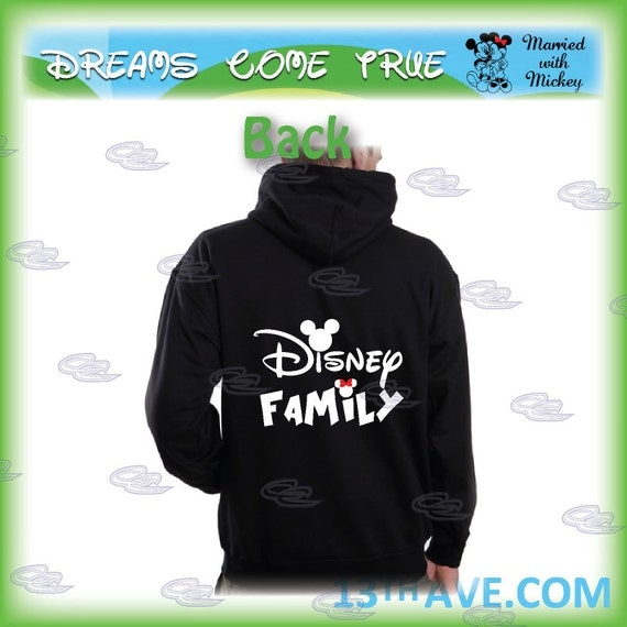 4 Family Matching Shirts Disney Mickey Minnie Custom Order With Names And Faces 147