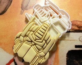Transformer Optimus Prime Cookie Cutter