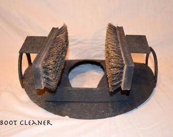 Boot Cleaner/Scraper