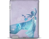Elsa – Let It Go – Frozen Disney Princess - Hard Case Cover for iPad, Kindle, Galaxy Tab, Nexus, Android, & more