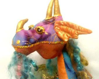 Maka a DRAGON, PATTERN, Kit, PRIMO, Supplies, Cloth doll Workshop, Diy dragon, Cloth Doll Projects, create a dragon, fabric, tutorial, kids