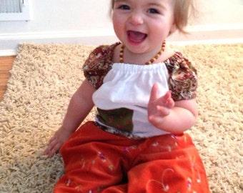 12 mos-3T Top Pants Earthy Toddler Corduroy