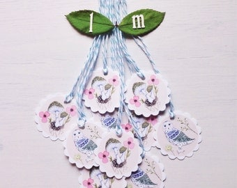 Woodland - Paper Tag Set
