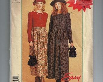McCall's Misses' Dress Pattern P341